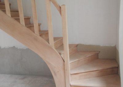decapage aerogommage escalier verneuil sur avre 27