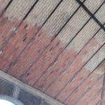 sablage brique Rouen 76 aerogommage de brique rouge